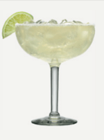 Double Lime Margarita